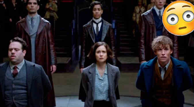 Harry Potter: Mira el nuevo adelanto del  spin-off - VIDEO