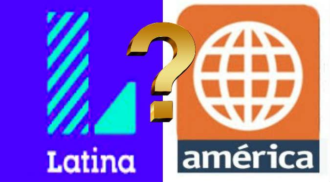 ¡Asuuu! ¿América Televisión ahora se copia esto de Latina?