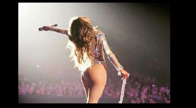 Jennifer Lopez realizó sexy twerking al ritmo de Daddy Yankee
