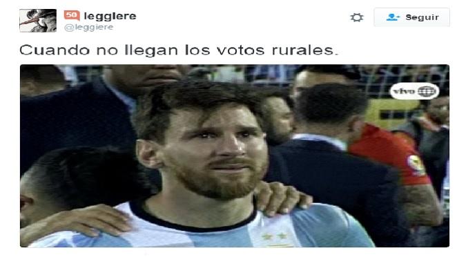 Argentina vs. Chile: Mira los graciosos memes tras victoria mapocha - FOTOS