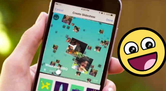 Facebook: Conoce la nueva función para crear películas con tus fotos y videos - VIDEO