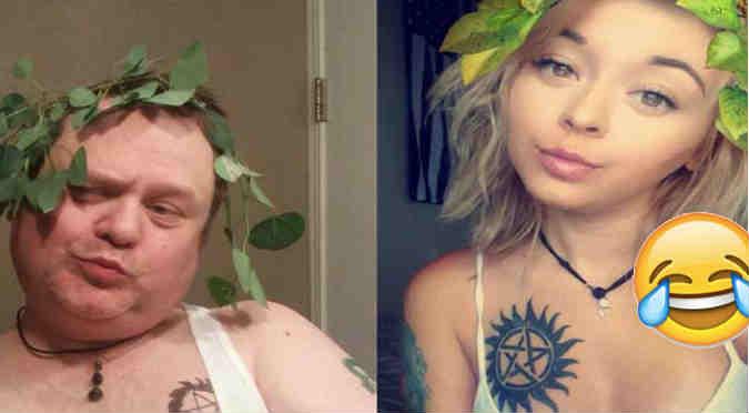 Instagram: Se quiso pasar de sexy y su padre la troleó  así - FOTOS