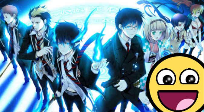 Blue Exorcist: ¡Este será el nuevo anime que verás en el 2017!