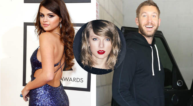 ¿Y la amistad? Selena Gomez estaría interesada en Calvin Harris (FOTOS)