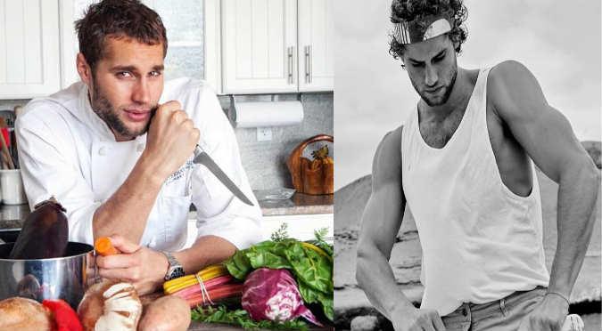 ¡Asuuu! Conoce al modelo peruano que es el chef más guapo del mundo (FOTOS)