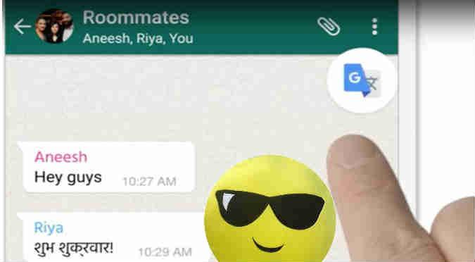 WhatsApp: Mira cómo traducir hasta en 32 idiomas tus chats - VIDEO