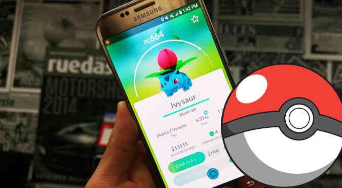 PoKémon Go: Solo estos smartphones serán compatibles con la app