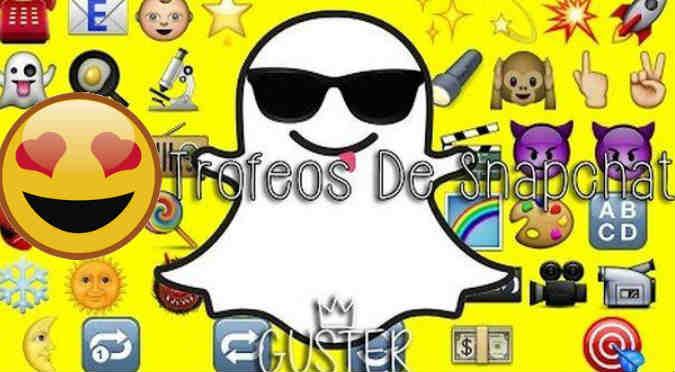 Snapchat: Descubre estos trucos y gana todos los trofeos de la app