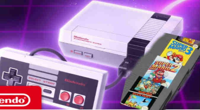 Nintendo Mini NES: Mira el emotivo anuncio de la nueva versión del videojuego - VIDEO