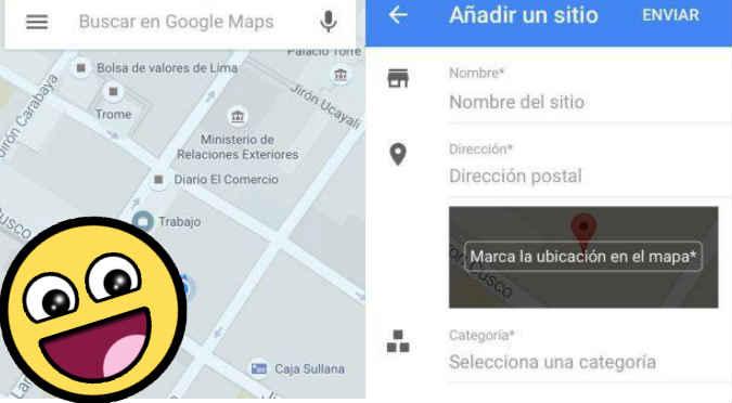 Google Maps: Mira cómo editar y añadir lugares a la app