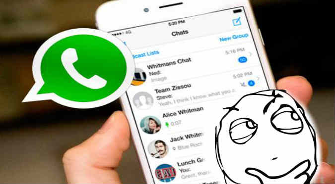 WhatsApp:  Esta es la nueva versión para tu móvil tras radical cambio