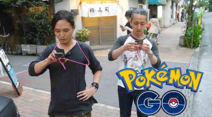 PoKémon Go:  Este invento revolucionará la manera de jugar la app