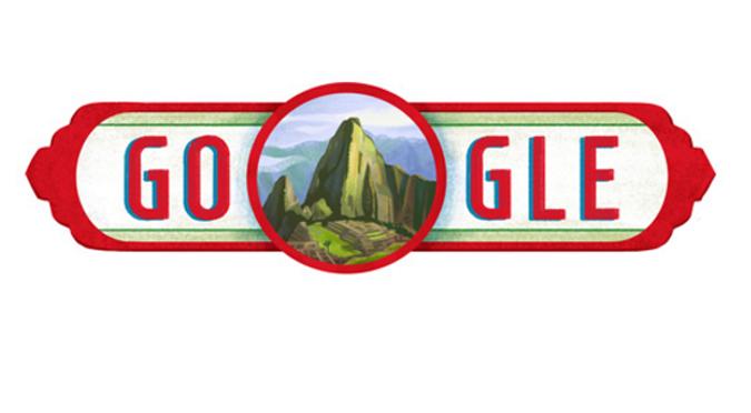 Google se une a la celebración de  nuestra Independencia con un doodle especial