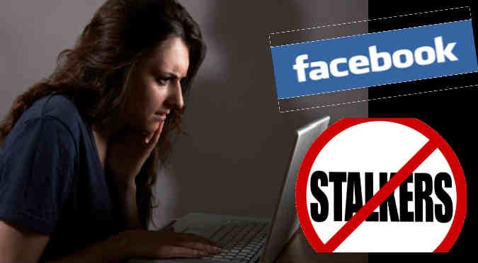 Facebook:  ¿Sabes cómo proteger tu perfil de los stalkers?