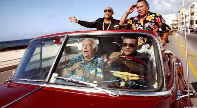 ¡Solo en Onda Cero! 'Gente de Zona' y 'Los Del Río' reinventan la 'Macarena' (VIDEO)