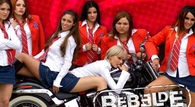 ¡Awww! Actriz de 'Rebelde' revela que está embarazada y se va a ¡casar! (FOTOS)
