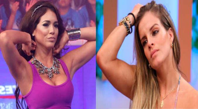 ¿Se terminó? Alejandra Baigorria o Jazmín Pinedo ¿solo una se quedará en 'Espectáculos'?