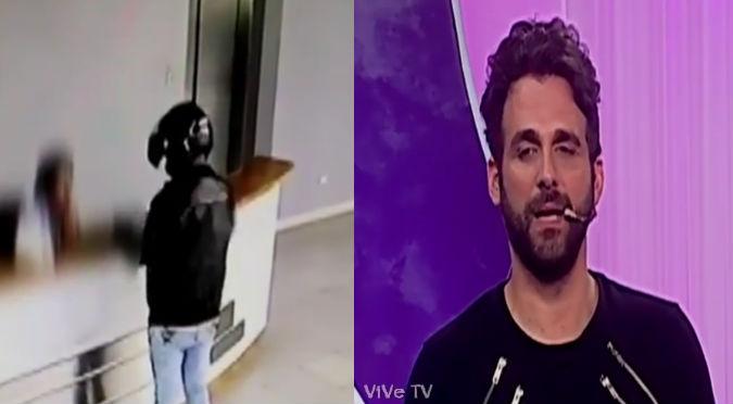 ¡Lamentable! ¿Peluchín es seguido por motociclista para ...? (VIDEO)