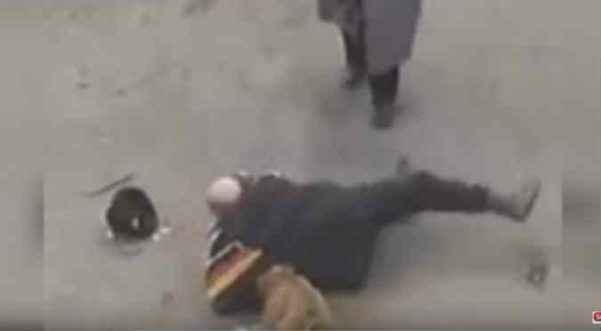 YouTube: Pitbull atacó brutalmente a su dueño de 70 años