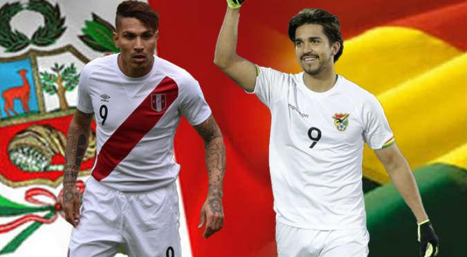 Perú vs. Bolivia: Bolivia le ganó a Perú por 2 a 0
