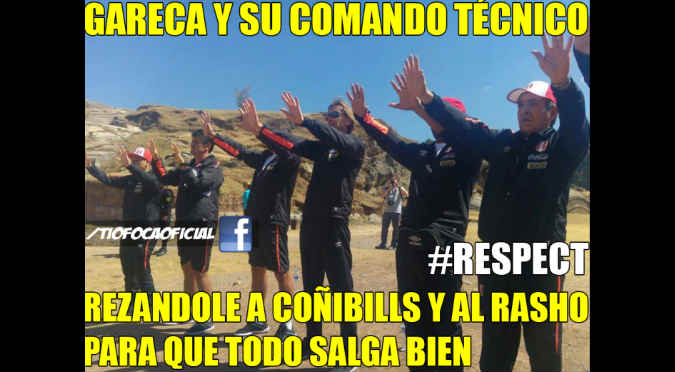 Perú vs Bolivia: Mira los memes que calientan el partido (FOTOS)