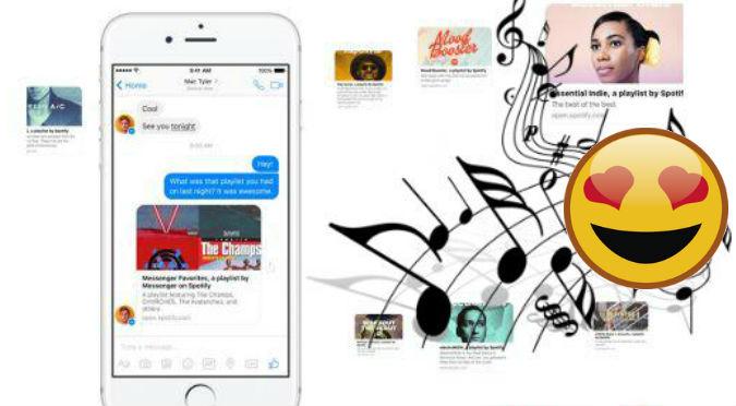 Facebook:  ¿No sabes cómo escuchar y compartir la música que te gusta en la app?