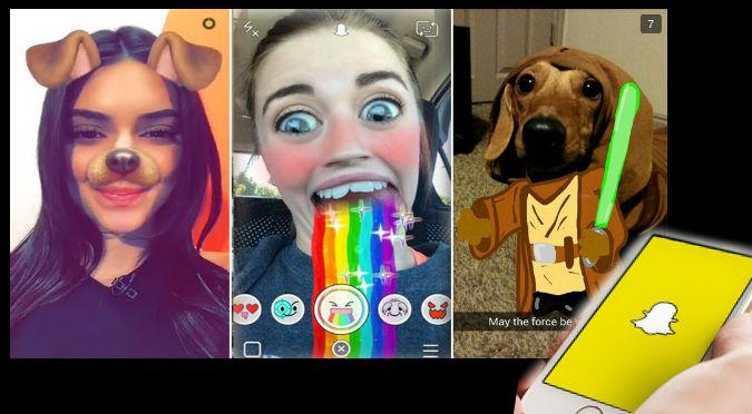 Snapchat: ¿Aún no sabes cómo usar la app? Aquí te enseñamos nuevos trucos