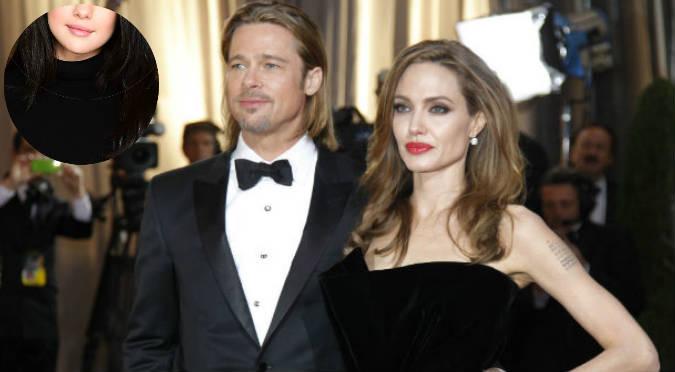 ¡Nooo! Exestrella de Disney habría sido la culpable del divorcio de Brad Pitt y Angelina Jolie (FOTOS)