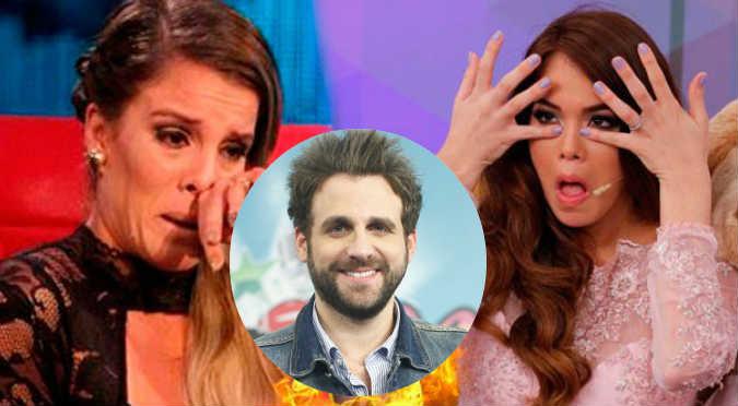 ¡Nooo! ¿Peluchín confirmó que Jazmín botó a Alejandra de Latina?