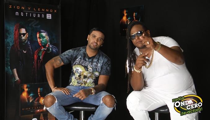 Zion y Lennox presentan nuevo videoclip