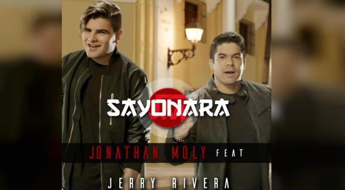 ¡Tienes que escucharlo! Jonathan Moly presenta su nuevo tema 'Sayonara' (VIDEO)