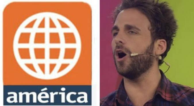 ¡Malazo! ¿Esto hizo América Televisión para sacar a 'Peluchín' del aire?