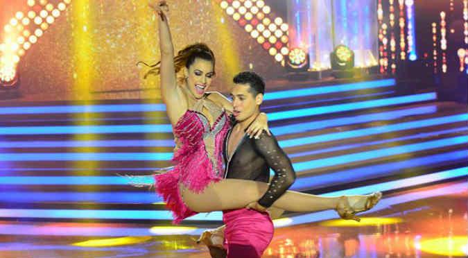 ¡Asuuu! ¿Milett Figueroa confirma relación amorosa con su bailarín? (FOTOS)