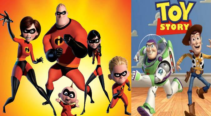 ¡Ya es oficial! 'Los Increíbles 2' y 'Toy Story 4' ya tienen fecha de estreno