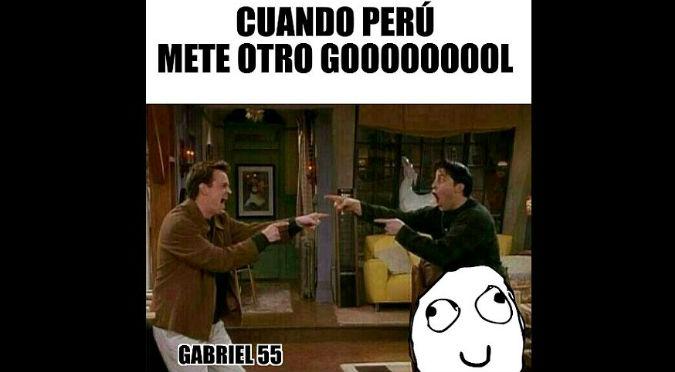 ¡Goleada! Mira los divertidos memes que dejó el gran triunfo de Perú (FOTOS)