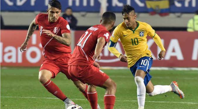 ¡Vamos muchachos! Esta sería la 'ventaja' que tendría Perú ante Brasil (FOTOS)