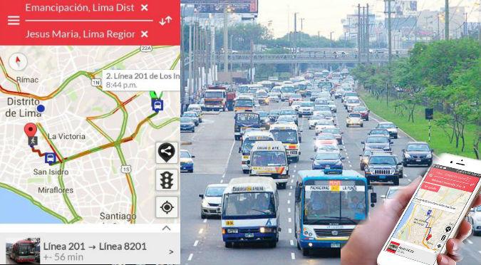 TuMicro: ¿No sabes qué bus tomar y cuánto tardarás en llegar? Descarga esta app