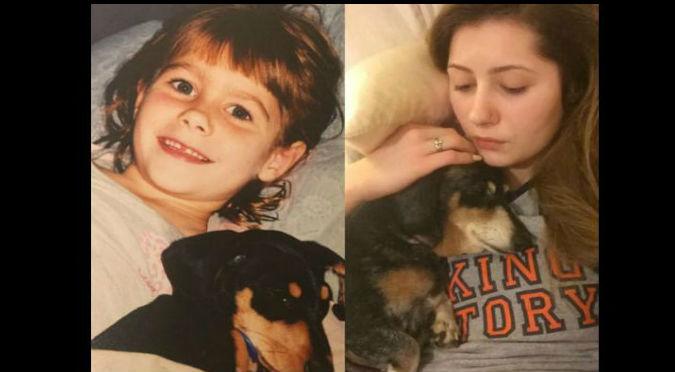¿Has crecido con la compañía de una mascota? Estos casos te enternecerán