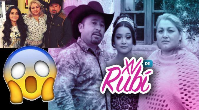 Facebook: Así fue la prefiesta de Rubí , la famosa quinceañera en redes ¡Misma diva!  - VIDEO