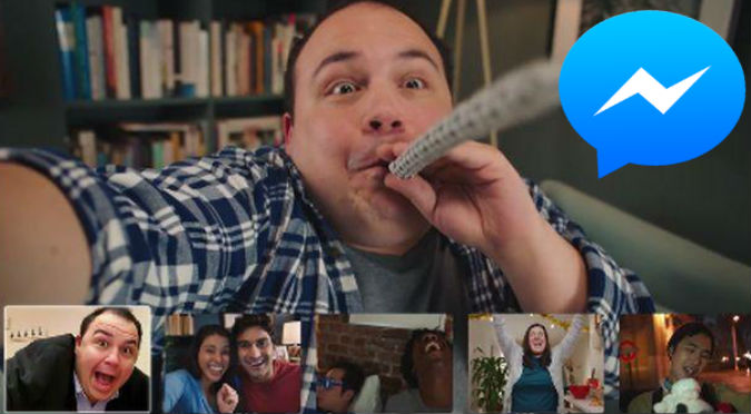 Facebook: ¿Cómo tener un video chat grupal con éxito? Este es el truco  - VIDEO