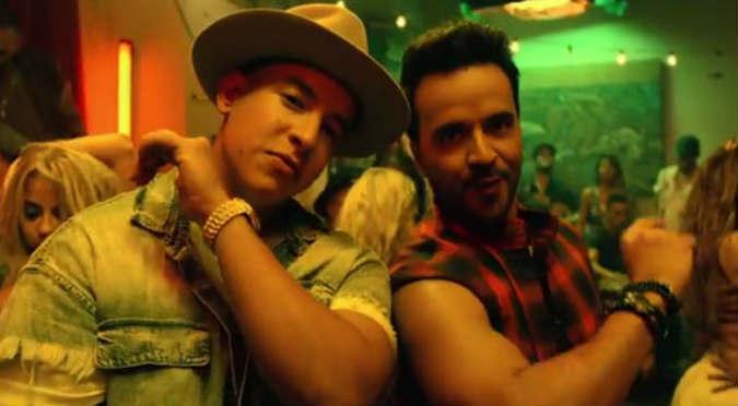 """Luis Fonsi y Daddy Yankee te harán bailar con """"Despacito"""" (VIDEO)"""