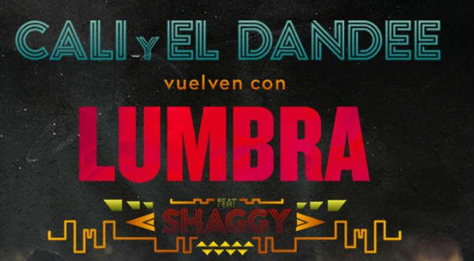 Cali y el Dandee regresan para hacerte bailar con 'Lumbra'