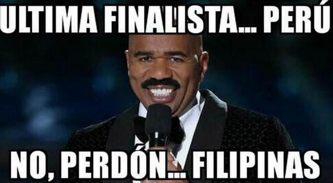 022523256 Hahaha! Estos son los memes más divertidos del Miss Universo (FOTOS ...