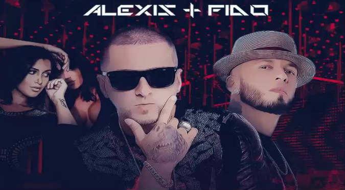 Alexis y Fido la rompen con su canción