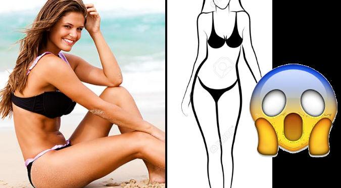 Viral: 6 datos que casi nadie sabe sobre el cuerpo de una mujer - FOTOS