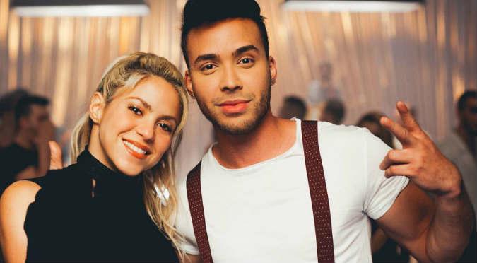 ¡Por fin! Prince Royce y Shakira estrenan videoclip de 'Deja vu'