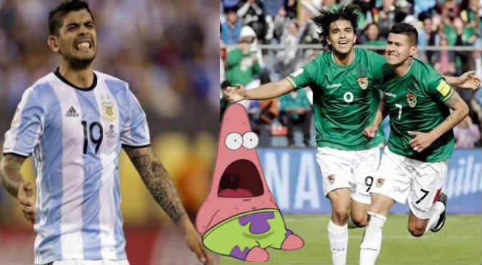 ¡Histórico! Argentina cayó 2 – 0 ante Bolivia (VIDEO)