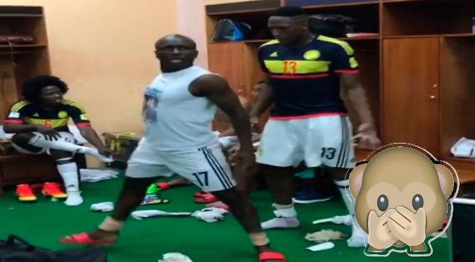 YouTube: Jugadores colombianos causan furor con este baile