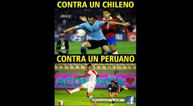 ¡Bien ahí! Estas son los mejores memes del triunfo de Perú ante Uruguay (FOTOS)