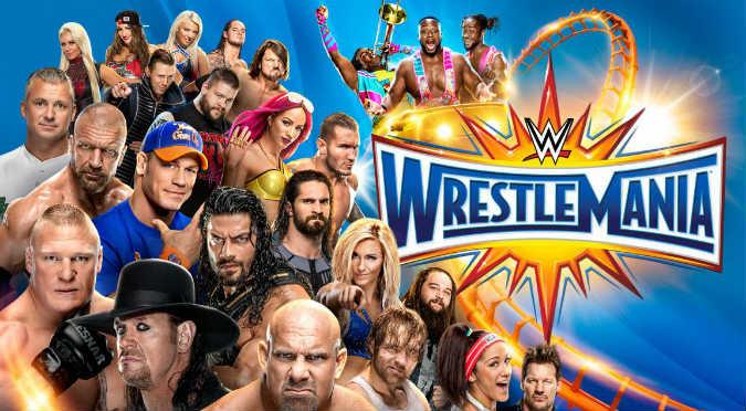 ¡Increíble! Pelea sorpresa de la WrestleMania 34 se filtra y todos enloquecen